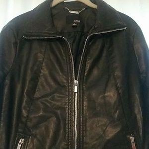 Ana faux leather jacket
